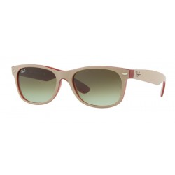 Ray-Ban RB 2132 Wayfarer 6307A6 Matte On Opal Red