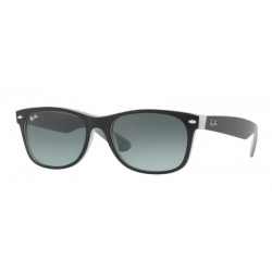 Ray-Ban RB 2132 630971 New Wayfarer Matt Black Ice