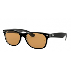 Ray-Ban RB 2132 New Wayfarer 63983L Black/trasparent