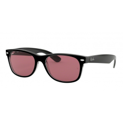 Ray-Ban RB 2132 New Wayfarer 6398U0 Black/trasparent