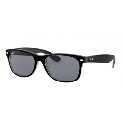 Ray-Ban RB 2132 New Wayfarer 6398Y5 Black/trasparent