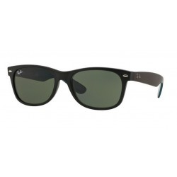 Ray-Ban RB 2132 6182 New Wayfarer Matte Black