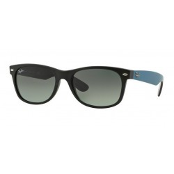 Ray-Ban RB 2132 618371 New Wayfarer Matte Black