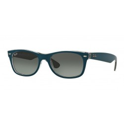 Ray-Ban RB 2132 619171 New Wayfarer Petroleum on grey