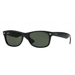 Ray-Ban RB 2132 901 New Wayfarer Black Polished