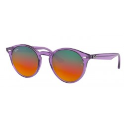 Ray-Ban RB 2180  6280A8 SHINY VIOLET
