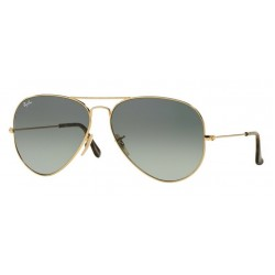 Ray-Ban RB 3025 181-71 Aviator Large Metal Antique Gold