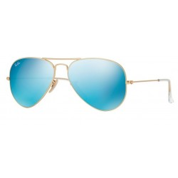 Ray-Ban RB 3025 112-17 Aviator Large Metal Antique Gold