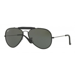 Ray-Ban RB 3422Q 9040 Black Leather