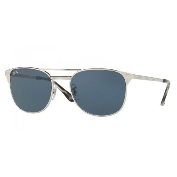 Ray-Ban RB 3429M 003-R5 Shiny Silver
