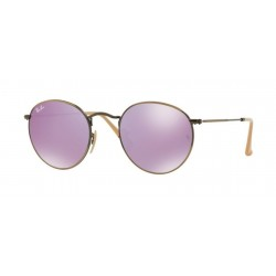 Ray-Ban RB 3447 167-4K Demiglos Brusched Bronze