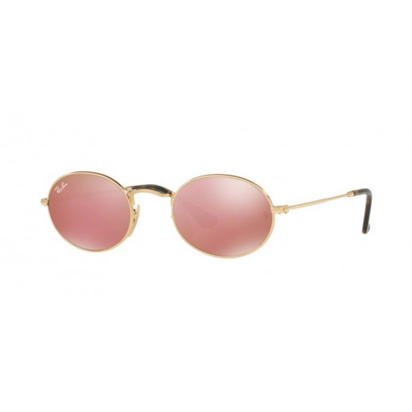 Ray-Ban RB 3547N Oval 001/Z2 Gold