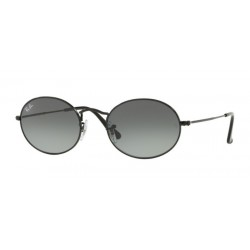 Ray-Ban RB 3547N Oval 002/71 Black