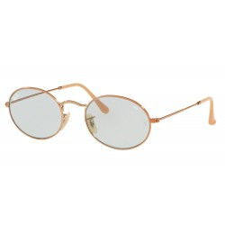 Ray-Ban RB 3547N Oval 91310Y Copper