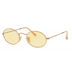 Ray-Ban RB 3547N Oval 91310Z Copper