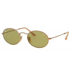 Ray-Ban RB 3547N Oval 91314C Copper