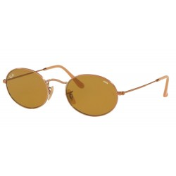 Ray-Ban RB 3547N Oval 91314I Copper