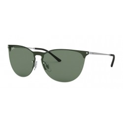Ray-Ban RB 3652 - 911671 Rubber Silver