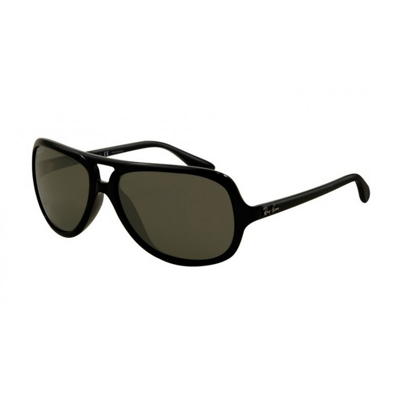 dac2a9470e Ray-Ban RB 4162 601-58 Polarized Black