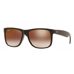 Ray-Ban RB 4165 JUSTIN 714/S0 BROWN