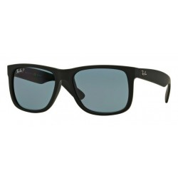 Ray-Ban RB 4165 JUSTIN 622/2V BLACK RUBBER