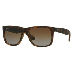 Ray-Ban RB 4165 JUSTIN 865/T5 HAVANA RUBBER