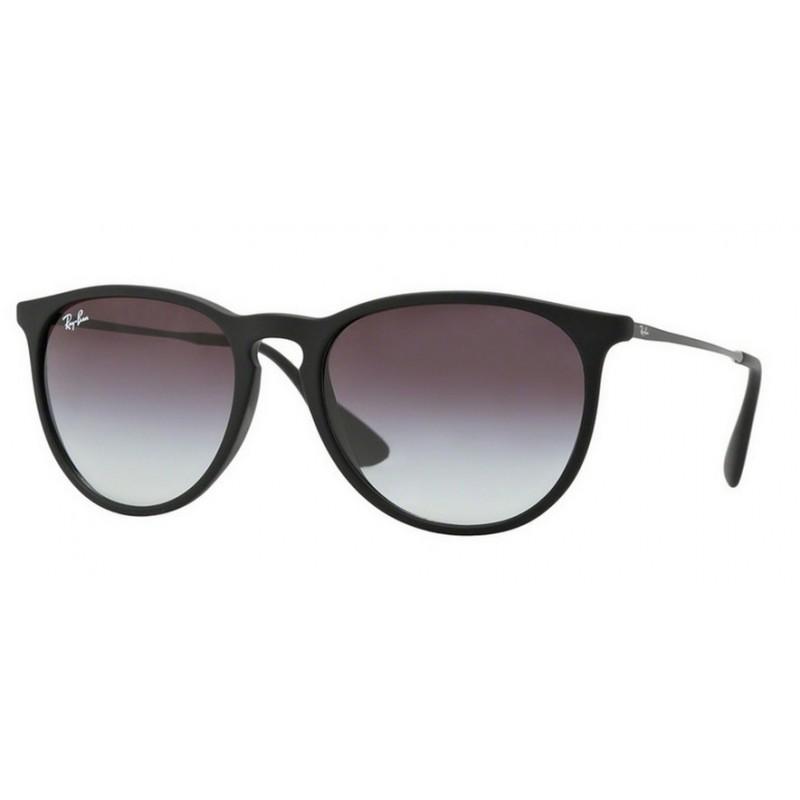 be4e272ff Ray-Ban RB 4171 Erika 622/8G Rubber Black   Sunglasses Unisex