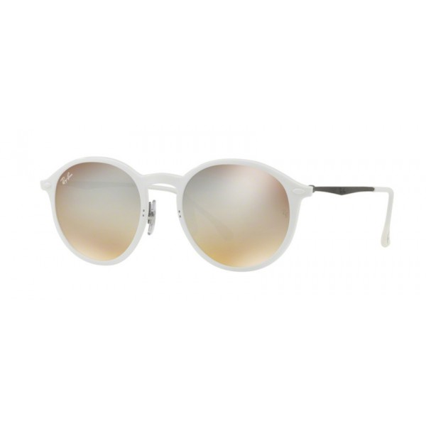 Ray-Ban RB 4224 671-B8 Tech Light Ray White