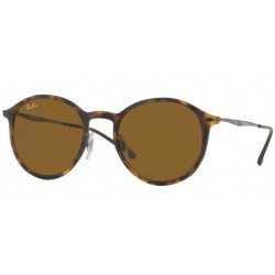 Ray-Ban RB 4224 894/73 Tech Light Ray Matte Havana