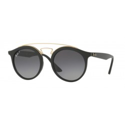 Ray-Ban RB 4256 601ST3 Polarized Matte Black