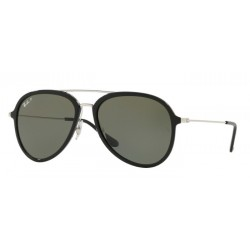 Ray-Ban RB 4298 601-9A Black Polarized