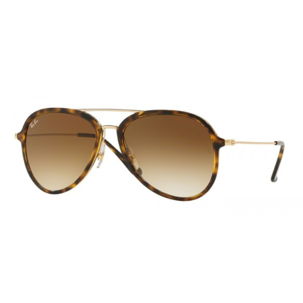 Ray-Ban RB 4298 - 710/51 Light Havana