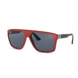 Ray-Ban RB 4309M - F62887 Matte Red