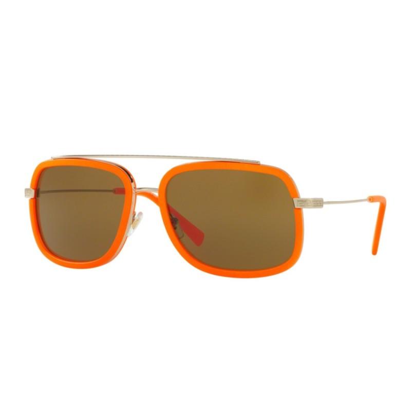 589a8e585f647 -34% Versace VE 2173 - 138973 Pale Gold   Fluo Orange