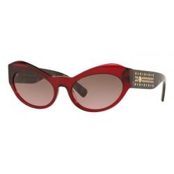 Versace VE 4356 - 388/14 Transparent Red