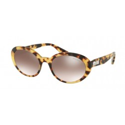Miu Miu MU  01US - 7S0QZ9 Light Havana