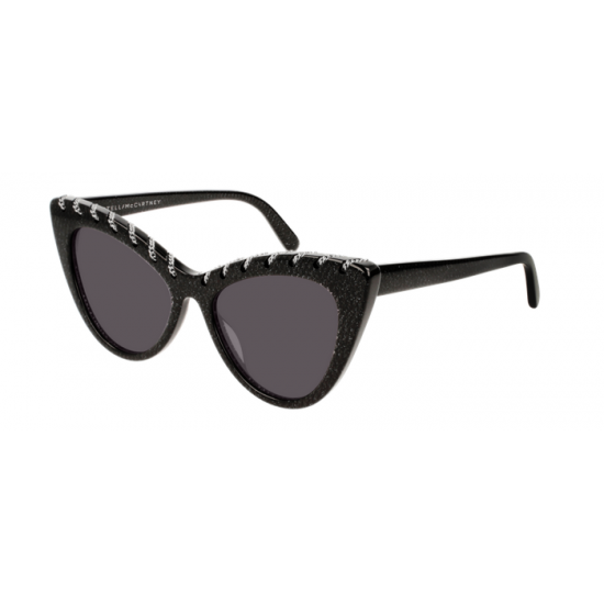 Stella McCartney SC0163S - 003 Black | Sunglasses Woman