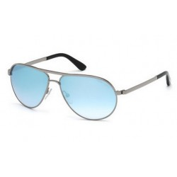 Tom Ford FT 0144 Marko 14X  Shiny Light Ruthenium