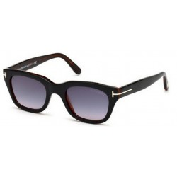 Tom Ford FT 0237 Snowdon 05B Black