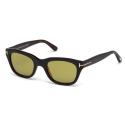 Tom Ford FT 0237 Snowdon 05N Black