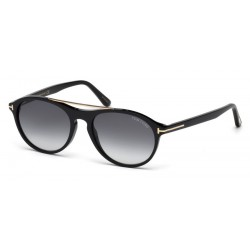 Tom Ford FT 0556 Cameron-02 01B Shiny Black