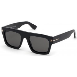 Tom Ford FT 0711 Fausto 01A Shiny Black