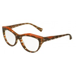 Alain Mikli A0 3041 - 4107 Orange Black Ora Green