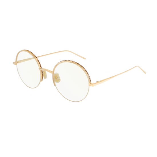 Boucheron BC0076O - 001 Gold | Eyeglasses Woman