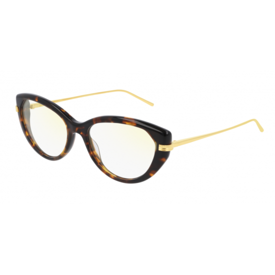 Boucheron BC0089O - 003 Havana | Eyeglasses Woman