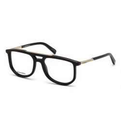 Dsquared DQ 5258 001 Glossy Black