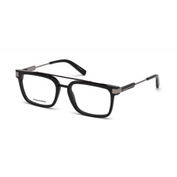 Dsquared DQ 5262 A01 Polished Black