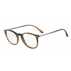 Giorgio Armani AR 7125 - 5594 Striped Brown