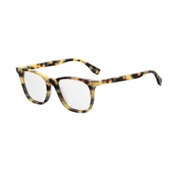 Fendi FF M0004 SCL Yellow Havana