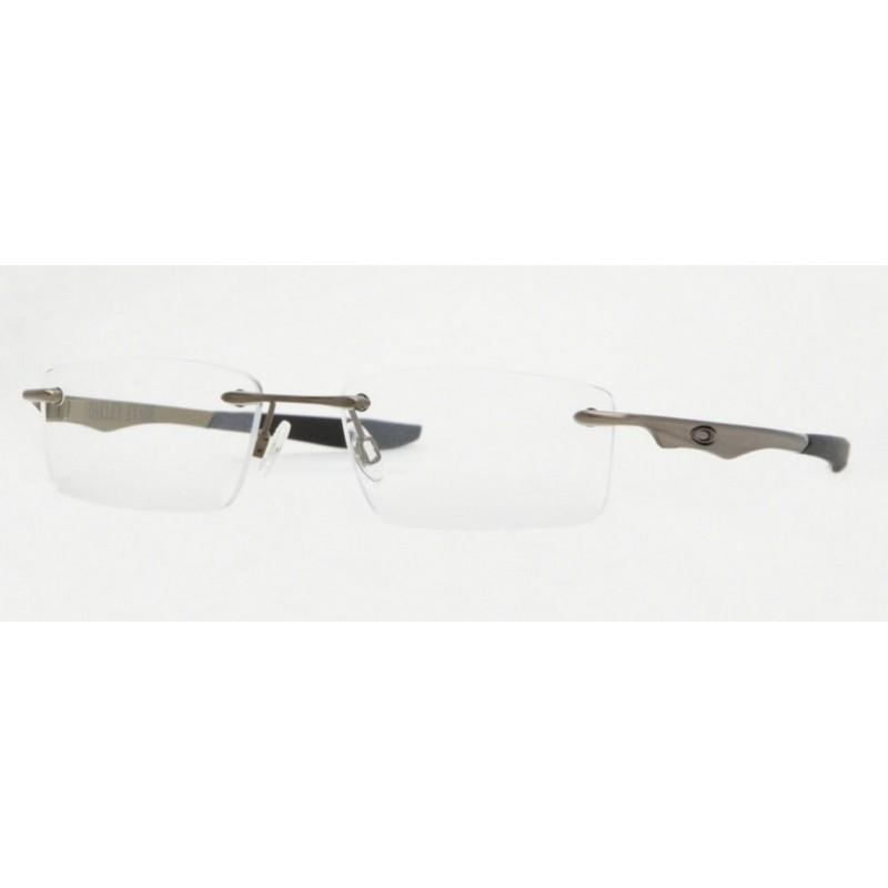 f4b3c08576 Oakley OX 5031 22-174 Evade Brushed Chrome